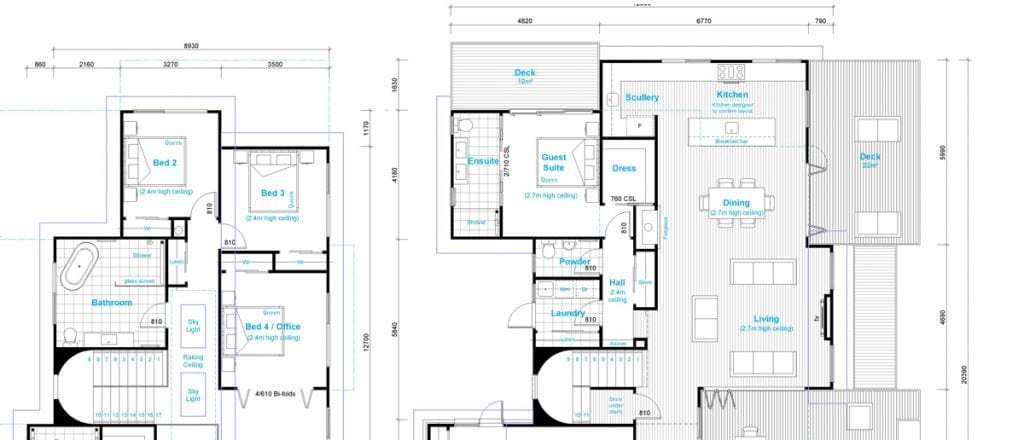 West Auckland Architectural Designs For New Home Builds, House Renovations & Fixing Leaky Homes & Repairs